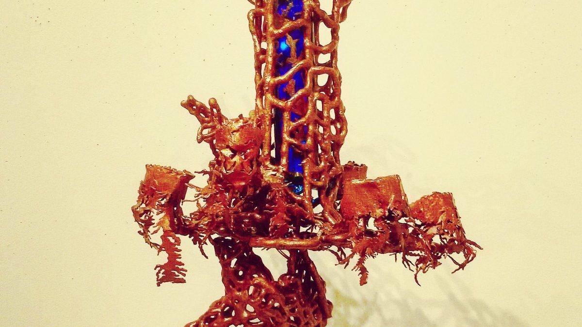 Processing the Web of Life: Daniel Gilbert's Remarkable Artwork